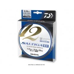 Daiwa SALTIGA 12 BRAID EX+SI