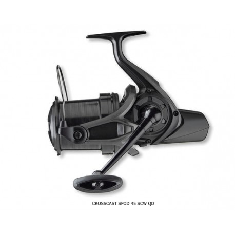 Daiwa Crosscast Spod 45 SCW QD '20