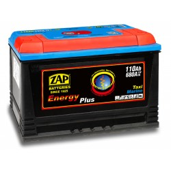 ZAP 110 Ah Energy plus