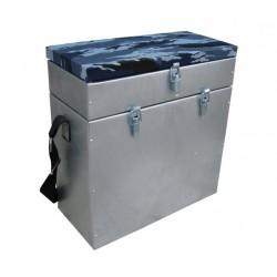 """Metalinė dviejų skyrių dėžė """"HELIOS"""""""