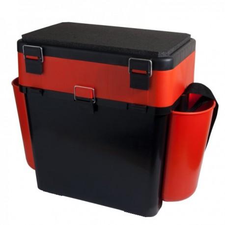 """Plastikinė dviejų skyrių dėžė """"FishBox"""""""