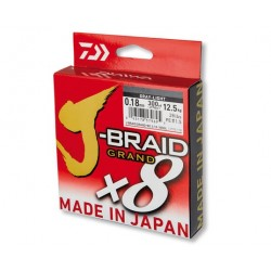 Valas DAIWA J-BRAID GRAND X8