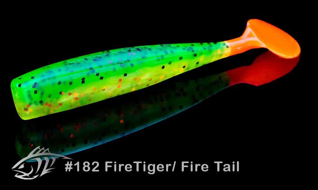 182 FireTiger Fire Tail