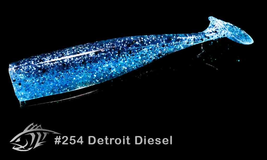 254 Detroit Diesel